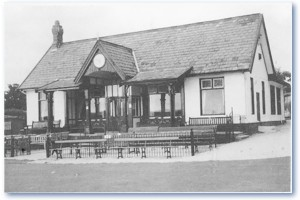 Townfield Lane Clubhouse